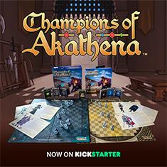Champions of Akathena