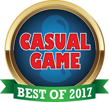 Casual Game of the Year badge
