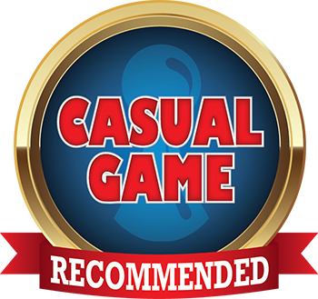 Casual Game Recommended badge