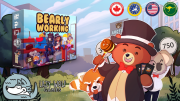 Bearly Working