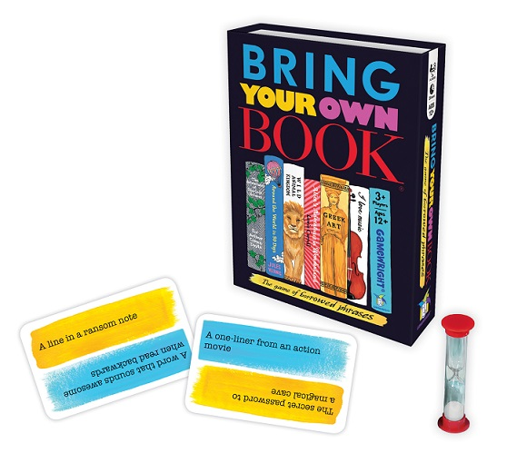 Bring Your Own Book Components