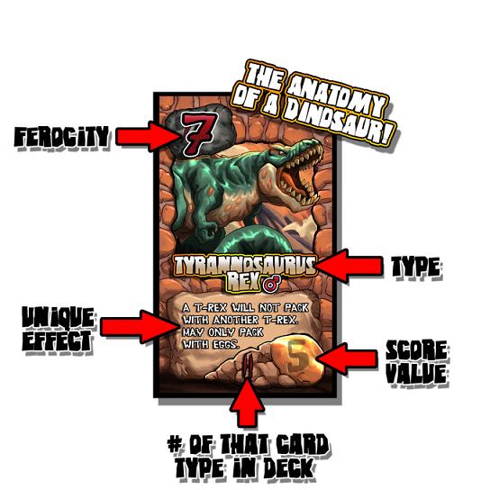 JurassATTACK! Card