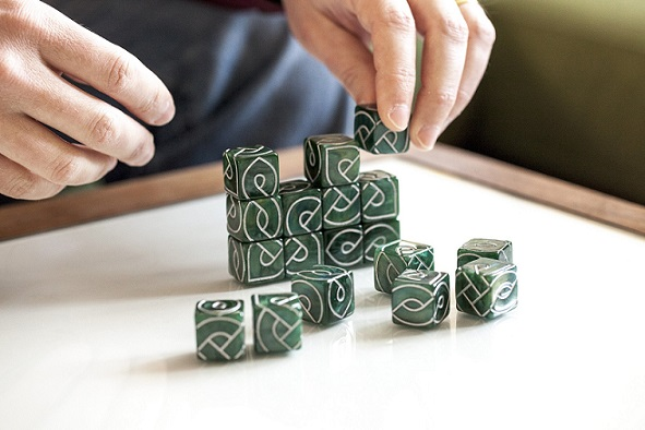 Knot Dice Components