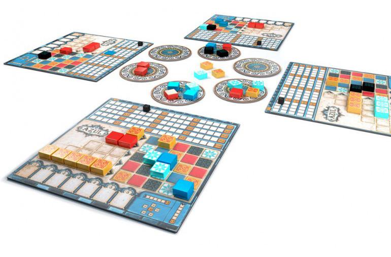 Azul components