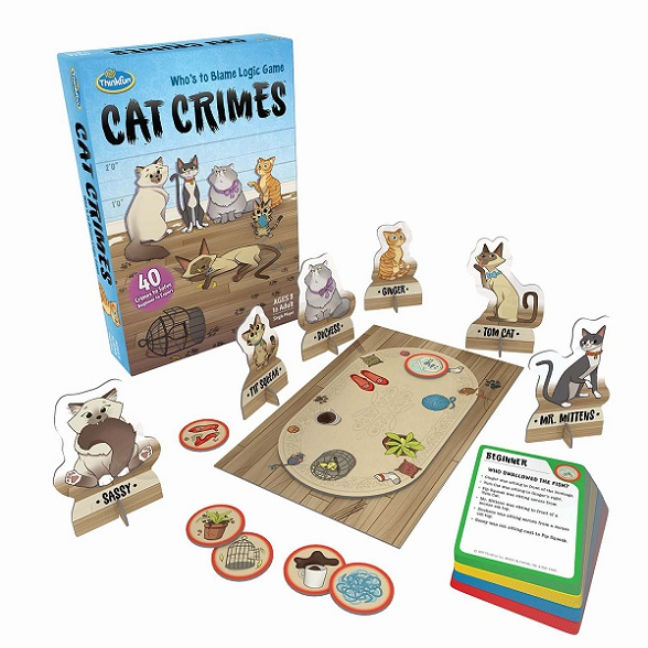 Cat Crimes Components