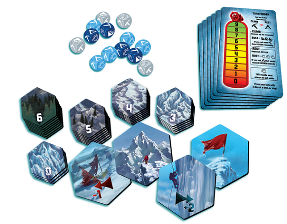 Dicey Peaks Components