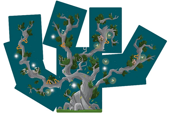 Kodama: The Tree Spirits Components