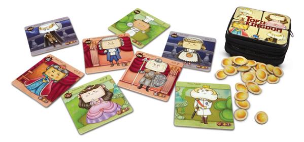 Tofu Kingdom Components