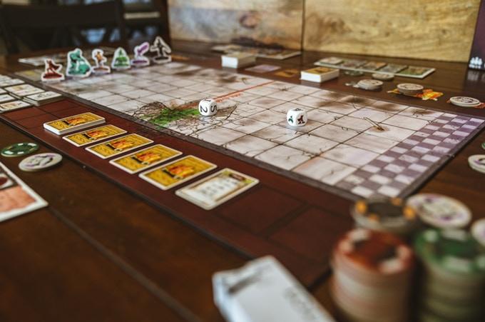 Dungeon Derby Components