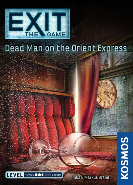 Dead Man on the Orient Express