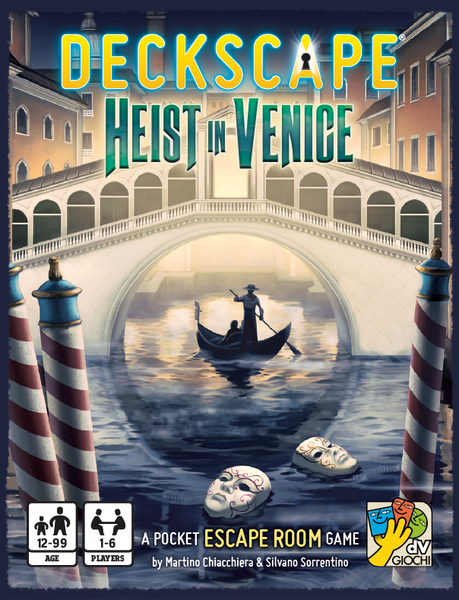 Heist in Venice