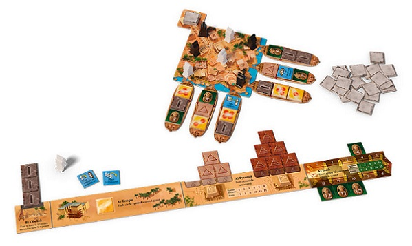 Imhotep: The Duel Componetns