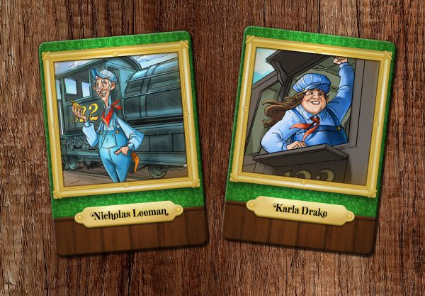 Robber Baron cards