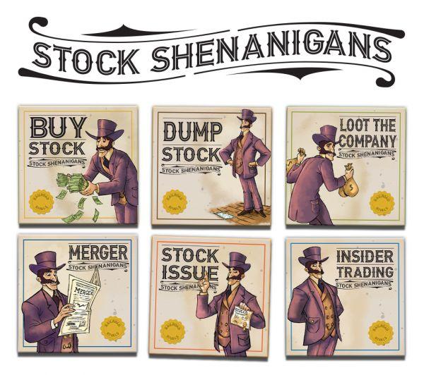 Stock Shenanigans