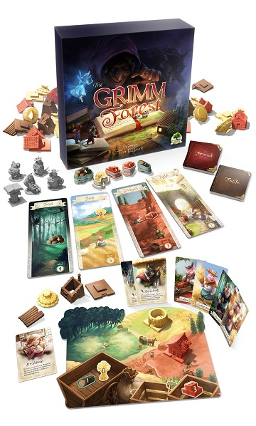 The Grimm Forest Components