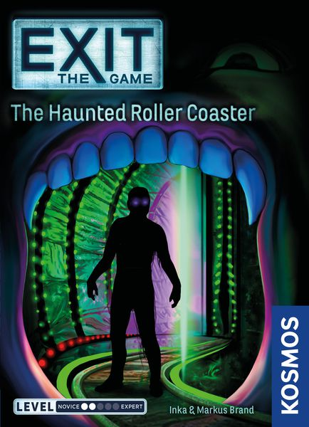 The Haunted Roller Coaster