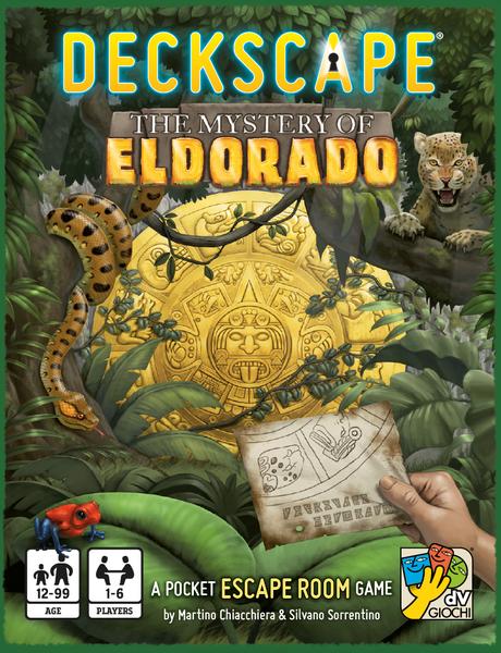 The Mystery of Eldorado