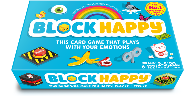 Block Happy box