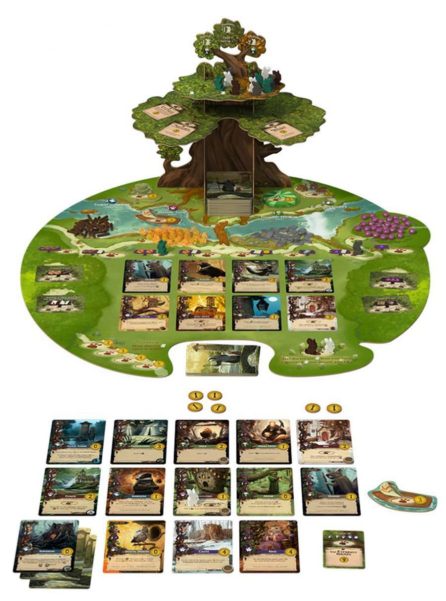 Everdell Components