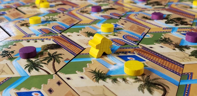 Gardens of Babylon components