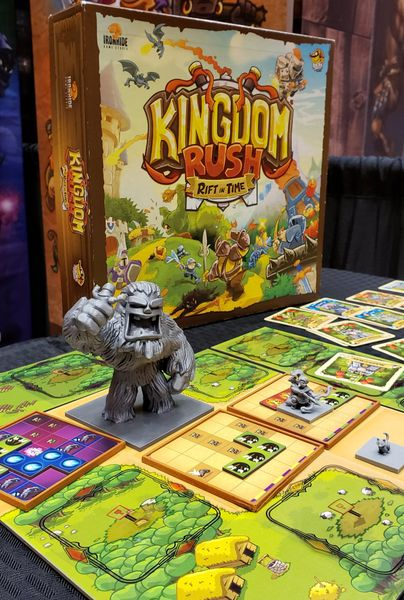 Kingdom Rush Components