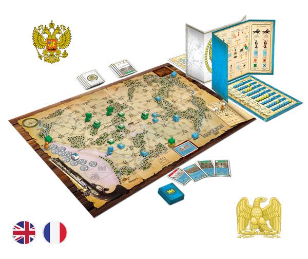 Napoleon 1807 components