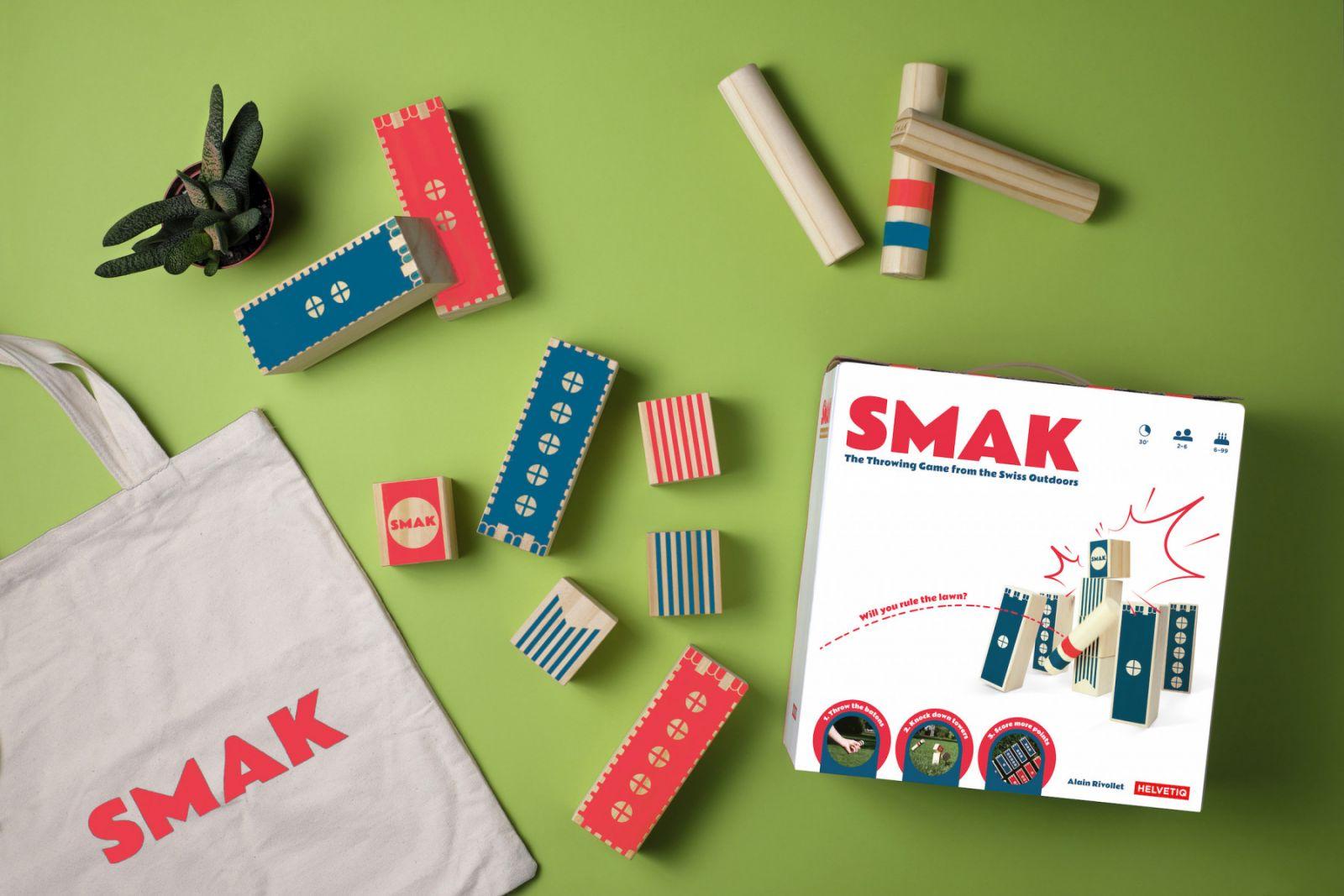 Smak components