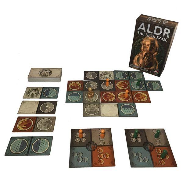 ALDR: The High Sage Components