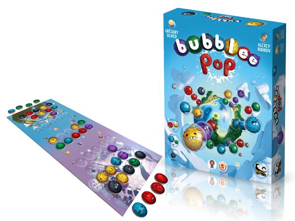 Bubblee Pop Components