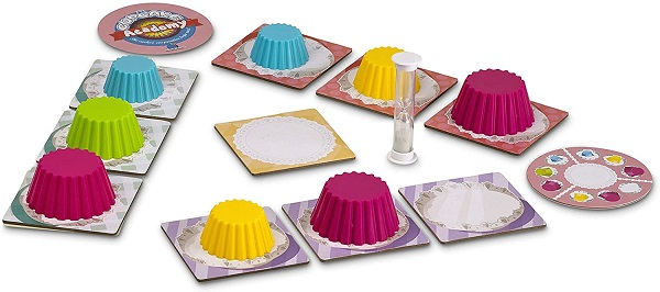Cupcake Academy Components