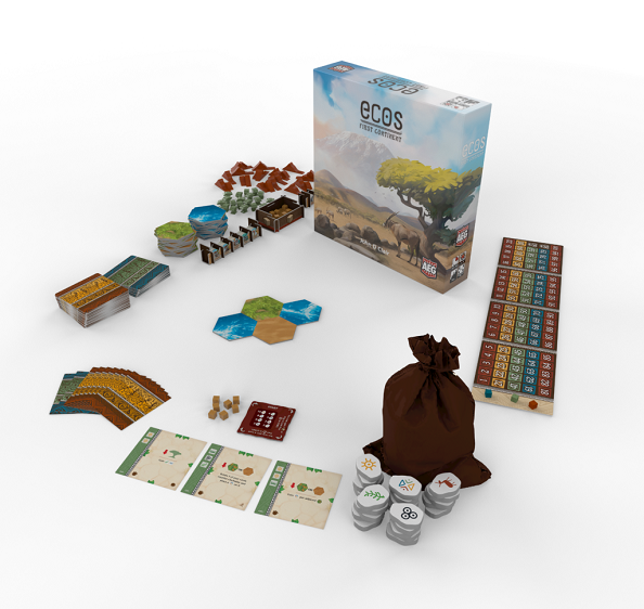 Ecos: First Continent Components