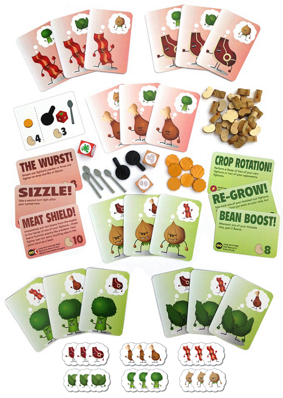 Foodfighters Components
