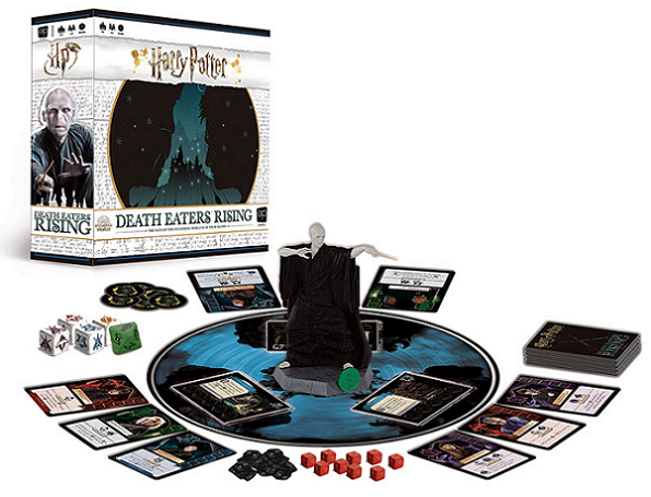 Harry Potter: Death Eaters Rising Components