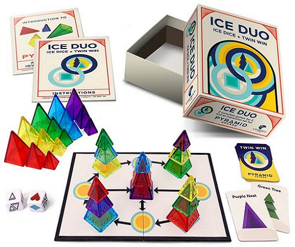 Ice Duo Components
