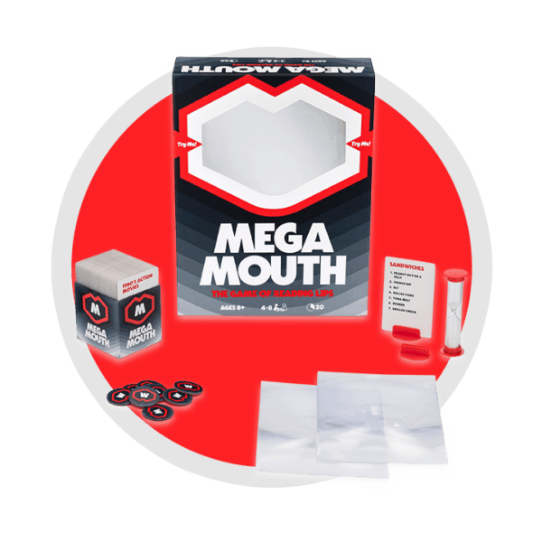Mega Mouth Components
