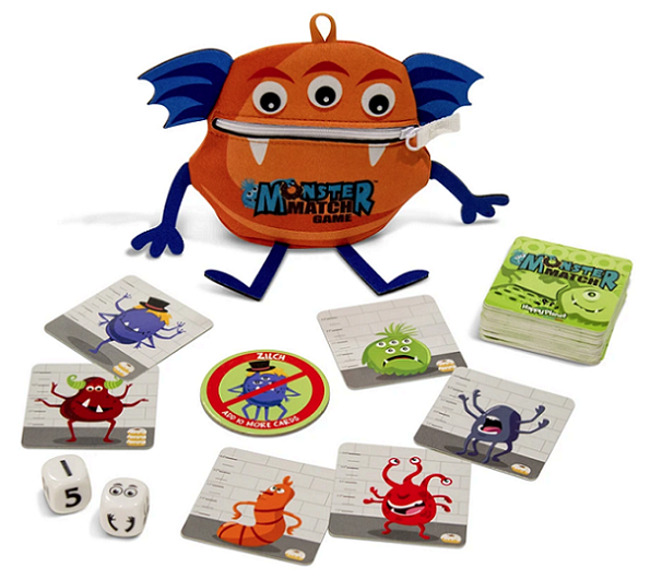 Monster Match Components