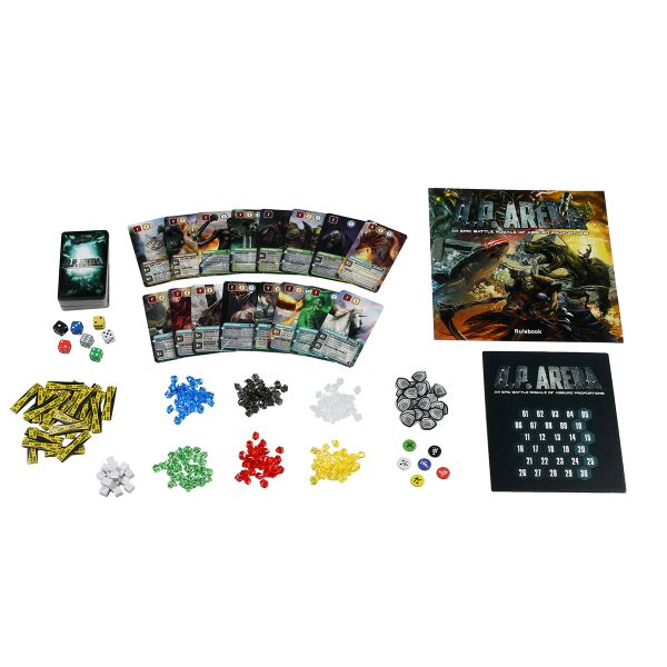 O.P. Arena Components
