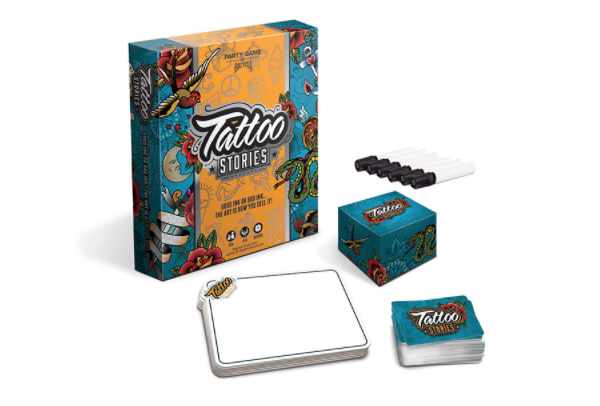 Tattoo Stories Components