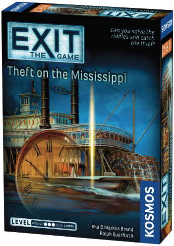 Theft on the Mississippi