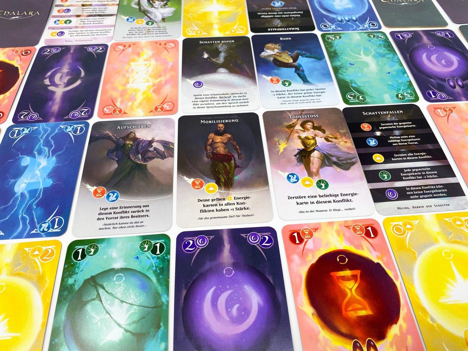 Thalara cards