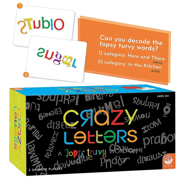 Crazy Letters Components