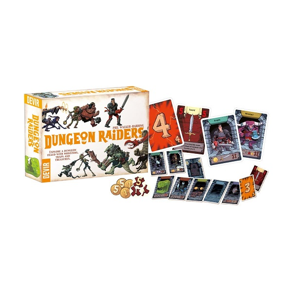 Dungeon Raiders Components