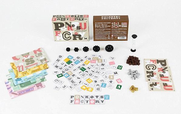 Ponkotsu Factory Components