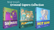 Reiner Knizia's Criminal Capers Collection