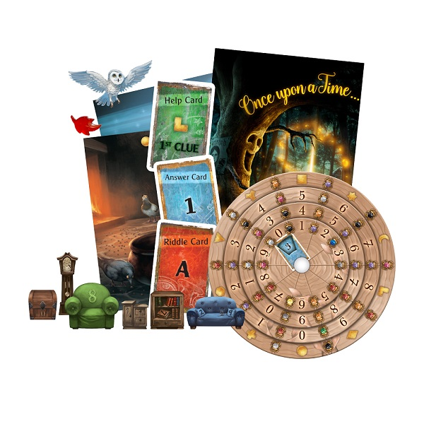 The Enchanted Forest Components