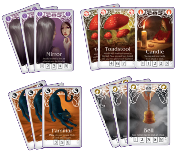 Witching Hour Components