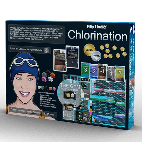 Chlorination Box Back