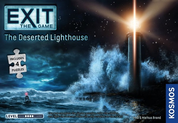 The Deserted Lighthouse