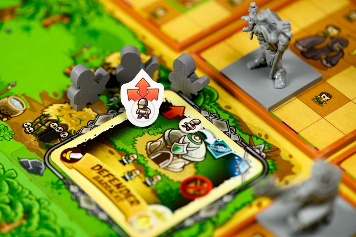 Kingdom Rush: Elemental Uprising components