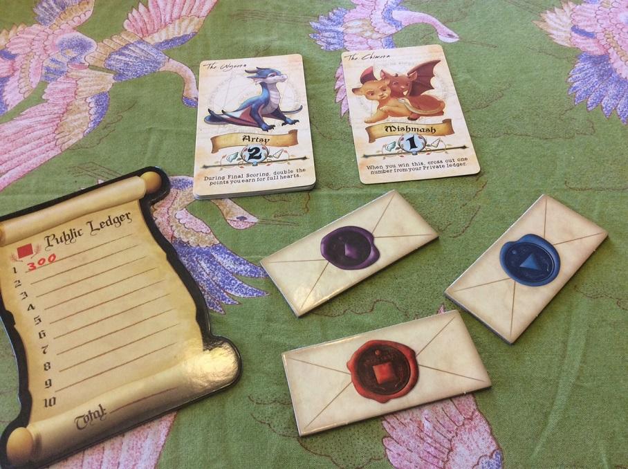 Magic Money components